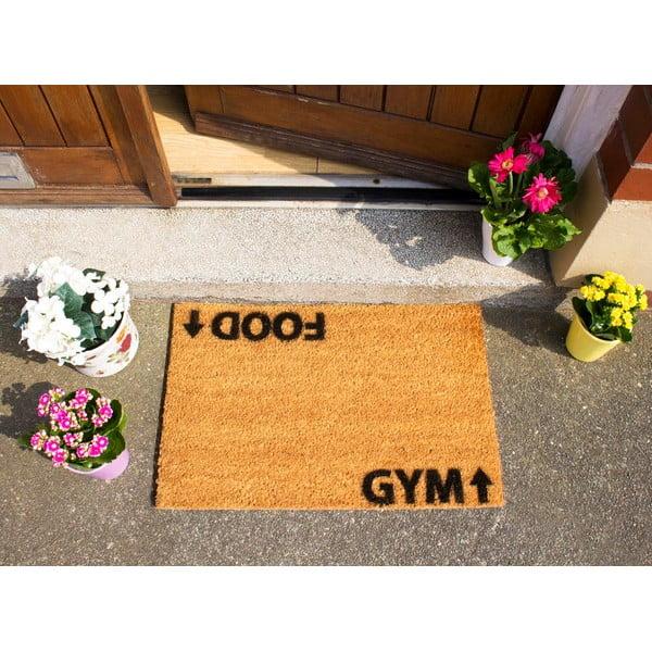 Rohožka Artsy Doormats Gym Addict, 40x60cm
