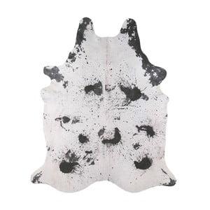 Pravá hovädzia koža Arctic Fur Spotts, 226 × 186 cm