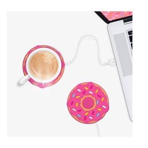 USB ohrievač na nápoje Just Mustard Donut
