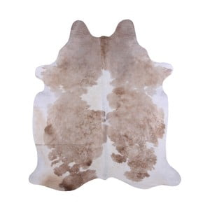 Pravá hovädzia koža Gry, 184 x 168 cm