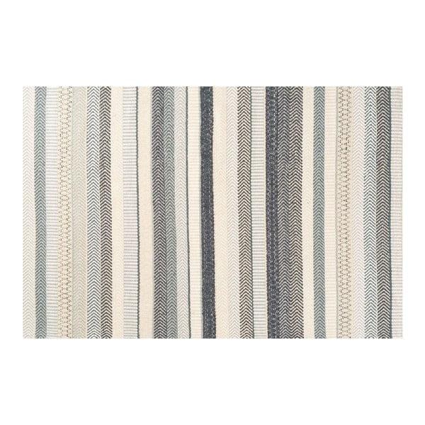 Vlnený koberec Mariko Beige, 170x240 cm