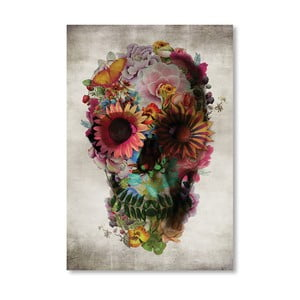 Autorský plagát Skull Two