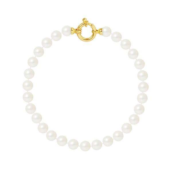 Náramok s riečnymi perlami Evgenios
