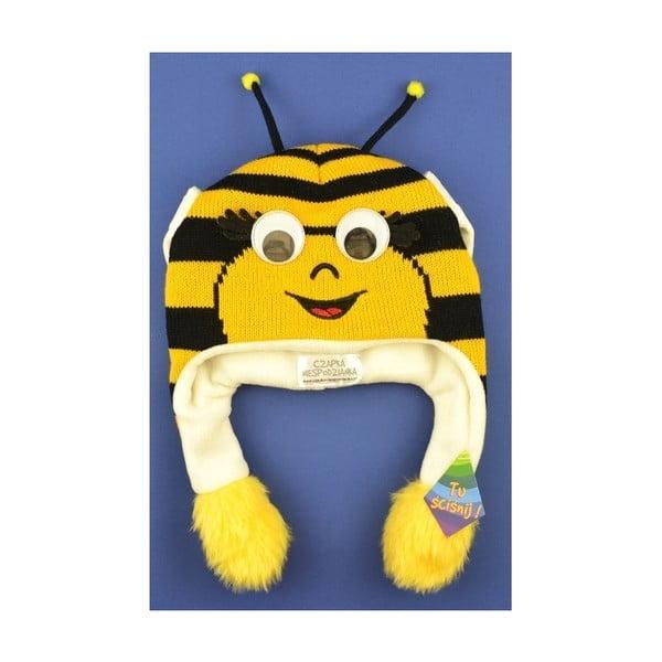 Detská čapica Bee
