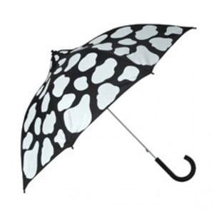 Detský dáždnik Cow, black