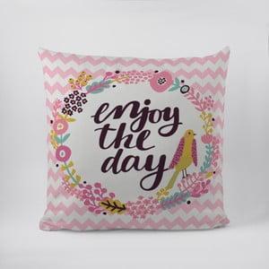 Vankúš Enjoy the Day