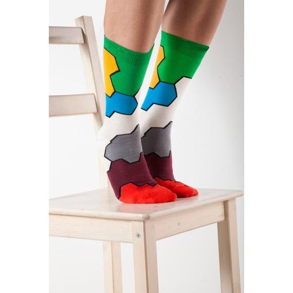 Ponožky Ballonet Socks Molecule,veľkosť 36-40