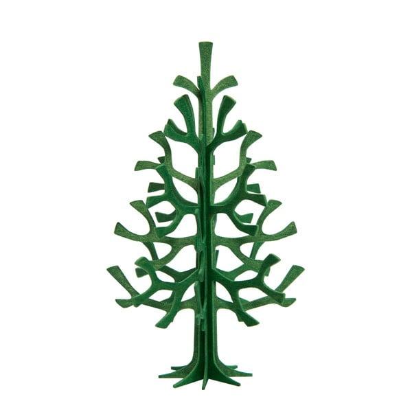 Skladacia pohľadnica Lovi Spruce Dark Green, 12 cm