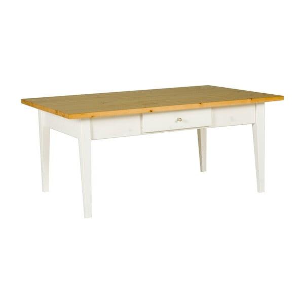 Konferenčný stolík z borovicového dreva Askala Scala