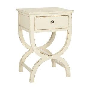 Nočný stolík Safavieh Maxine, vintage