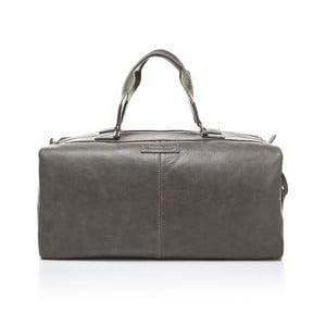 Pánska kožená taška Ferruccio Laconi 102 Dark Green