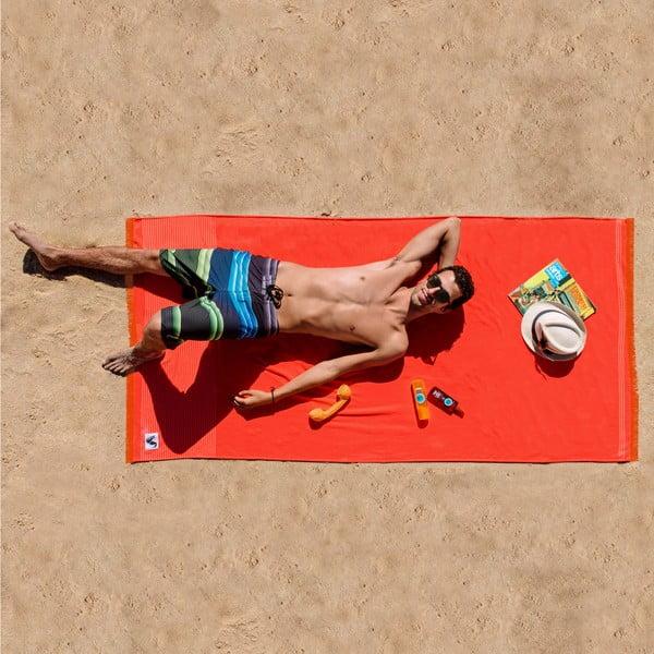 Plážový uterák Origama L Tomato