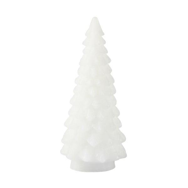 LED sviečka s časovačom Villa Collection Tree, výška 16,5 cm