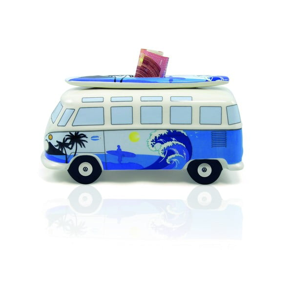 Pokladnička VW Samba Blue