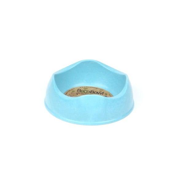 Miska pre psíkov/mačky Beco Bowl 8,5 cm, modrá