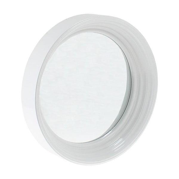Nástenné zrkadlo In Shiny White, 41 cm