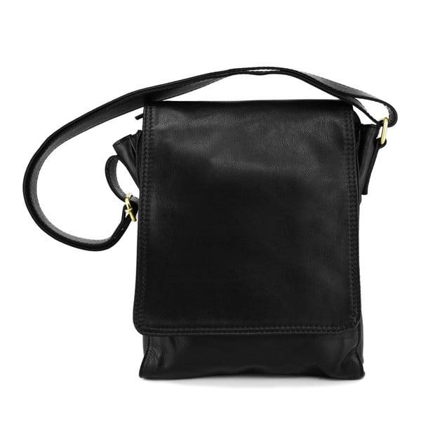 Kožená unisex taška Norado Nero