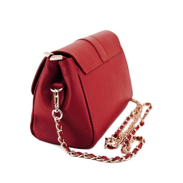 Kožená kabelka Paola Rosso