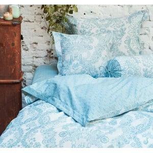 Modrá obliečka na vankúš Pip Studio Lacy Dutch, 60x70cm