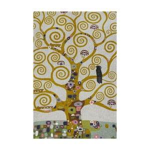 Koberec Klimt Tree of Life, 180x120 cm