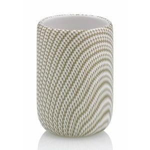 Béžový keramický pohárik Kela Moreau