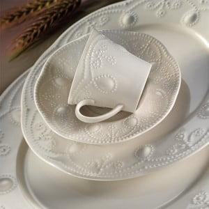 24-dielna sada porcelánového riadu Kutahya Stitched