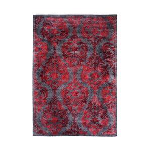 Koberec Damask Taupe/Red, 160x230 cm
