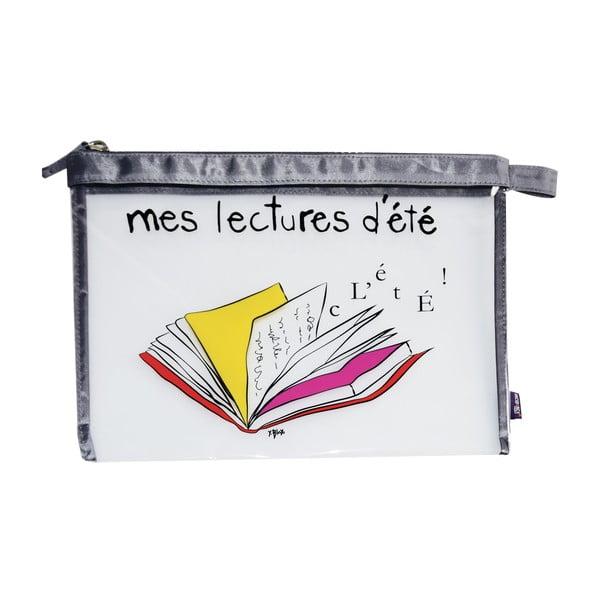 Taška na knihy, časopisy Mes lectures d'été