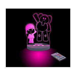 Detské LED nočné svetielko Pocoyo & Eli