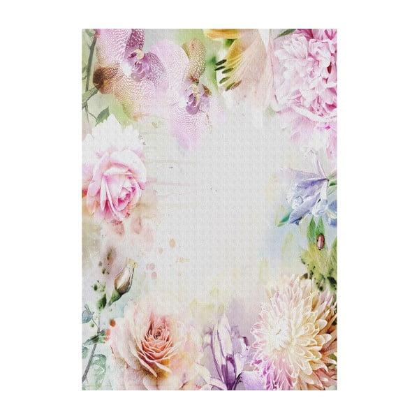 Vinylový koberec Rosas, 100x150 cm