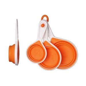 Set odmeriek Zing Orange, 4 ks