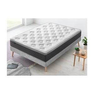 Dvojlôžková posteľ s matracom Bobochic Paris Fraicheur, 160 x 200 cm