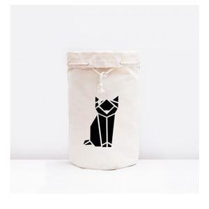 Úložná plátená taška Origami Katze