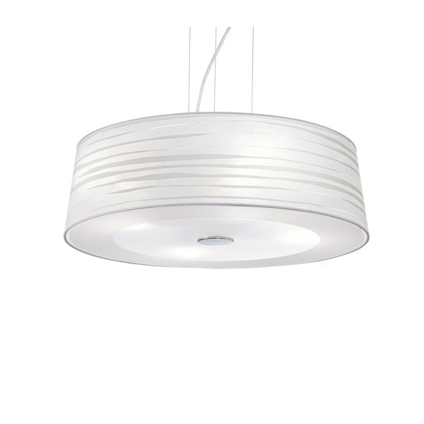Závesné svietidlo Evergreen Lights Circle White