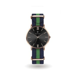 Pánske hodinky s nylonovým remienkom Paul McNeal Fresca