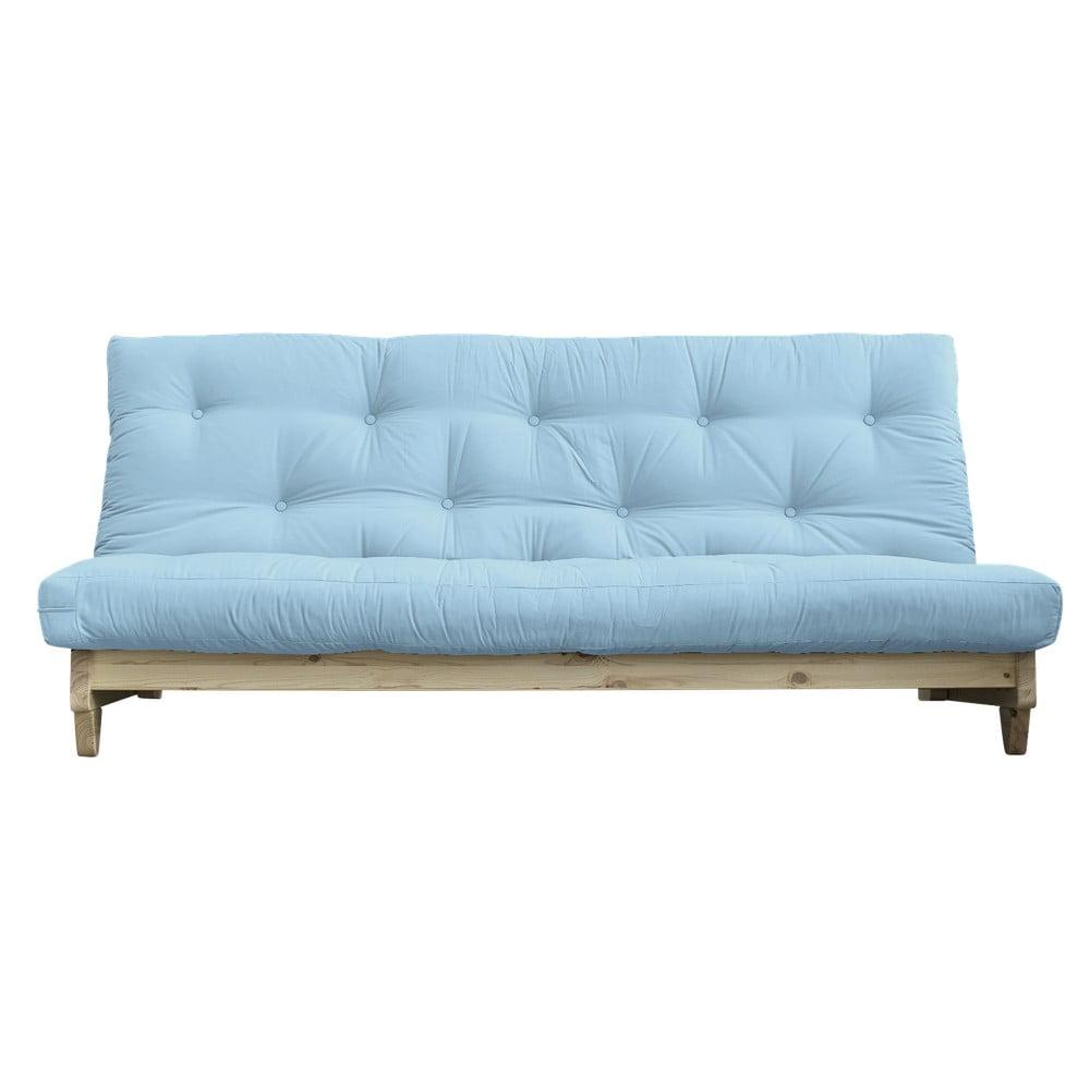 Variabilná pohovka Karup Design Fresh Natural/Light Blue