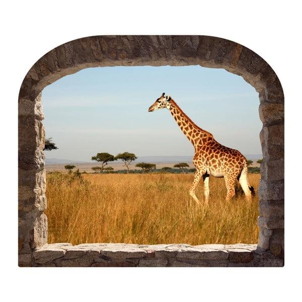 Samolepka Ambiance Nature Of Africa