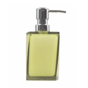 Dávkovač na mydlo Transparent Pistachio