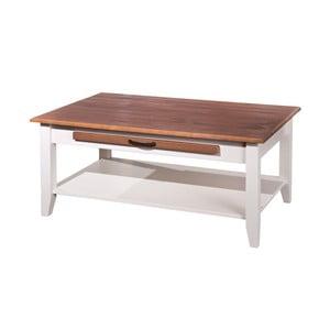 Konferenčný stolík z masívneho borovicového dreva Interlink Cassala