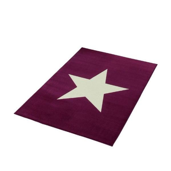 Vínový koberec Hanse Home City & Mix, 140x200cm