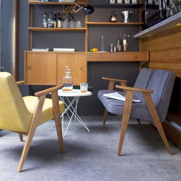 Kreslo 366 Concept Loft Grey