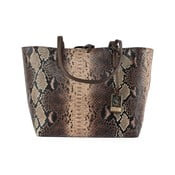 Kabelka Beverly Hills Polo Club 90 - Brown/Snake