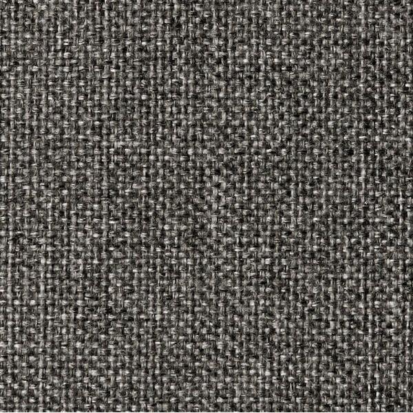 Sivá rozkladacia pohovka s opierkami Innovation Deluxe