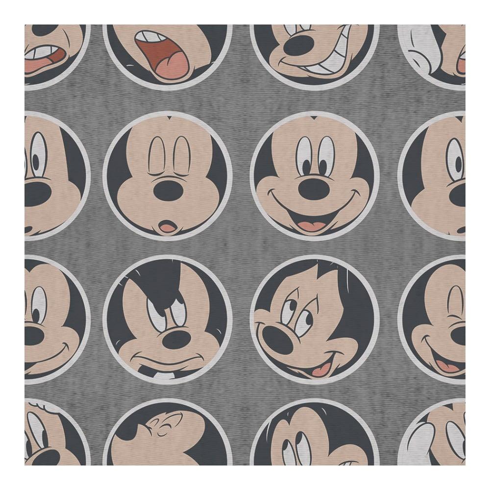 Obraz Pyramid International Mickey Mouse Circled, 40 × 40 cm