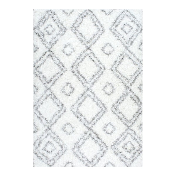 Koberec nuLOOM Corde White,120x183cm