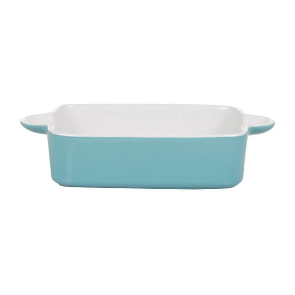 Zapekacia miska Pirofile Smaltate Light Blue, 26x16x4 cm