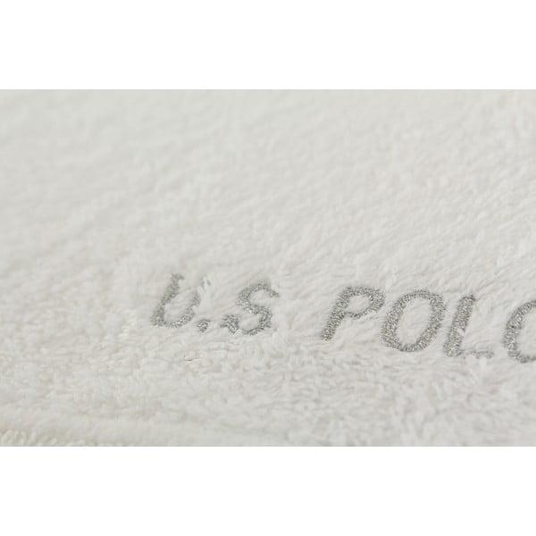 Osuška US Polo Taos White, 70x140 cm