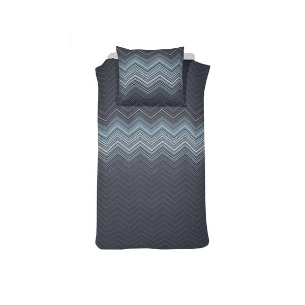 Obliečky Case Primo Antracite, 140x200 cm