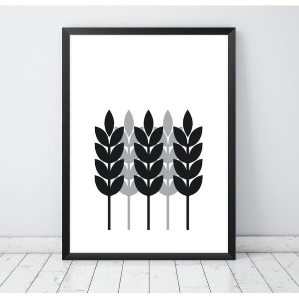 Plagát Nord & Co Corn, 21 x 29 cm