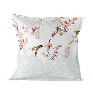 Bavlnená obliečka na vankúš Happy Friday Pillow Cover Sakura, 60 × 60 cm